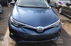 Toyota Auris 2016 Blue for sale