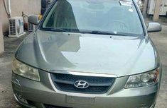 Hyundai Sonata 2007 Gray for sale