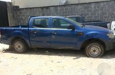 Ford Ranger 2014 Blue for sale