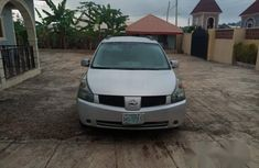 Nissan Quest 2005 3.5 SL Gray for sale