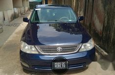 Clean Toyota Avalon 2004 Blue for sale