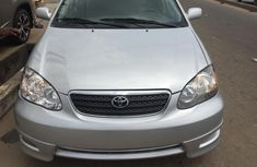 Toyota corolla 06 model in a very good condition just buy and drive, want to no more, call me.