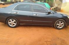 Honda Accord 2004 Sedan EX Green for sale