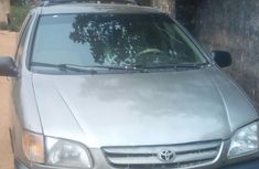 Toyota Sienna 1998 Silver for sale