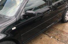 Volkswagen Golf GLS 2.0 2004 Black for sale