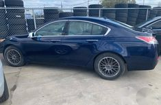 Used Foreign Acura TL 2009 Blue for sale