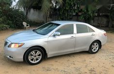 Toyota Camry 2.4 LE 2008 Gray for sale
