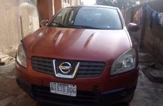 Nissan Quashqai 2008 Red for sale