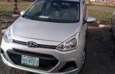 Hyundai i10 2015 Silver for sale