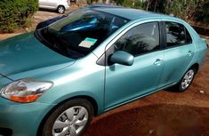 Toyota Yaris 2008 1.3 VVT-i Green for sale