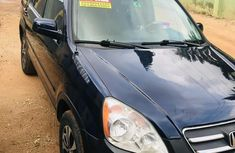 Honda CR-V Automatic 2005 Blue for sale