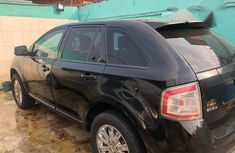 Cheap Registered Ford Edge 2008 Black for sale