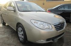 Clean Hyundai Elantra 2007 Gold