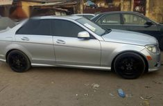 Mercedes-Benz C350 2006 Silver for sale