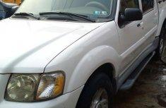 Ford Explorer 2003 White for sale
