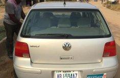 Volkswagen Golf 2000 Silver for sale