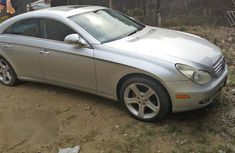 Mercedes-Benz CLS500 2008 Silver for sale