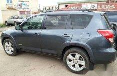 Nigerian Used Toyota RAV4 2008 Beige for sale