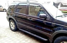 Ford Escape 2005 Black for sale