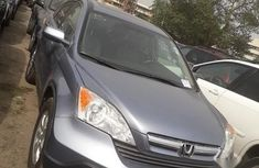 Newly Arrived Honda Crv 2008 Blue  for sale