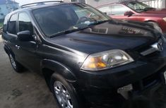 Clean Acura MDX SUV 2005 Black for sale
