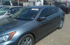 Honda Accord 2011 Sedan EX V-6 Gray for sale