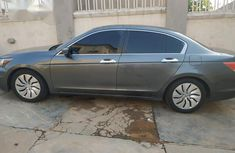 Honda Accord 2012 Sedan SE Gray for sale