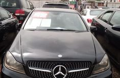 Mercedes-Benz C250 2011 Black for sale
