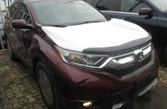 Very Clean Honda CR-V 2017 Red for sale