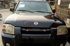 Nissan Frontier 2003 Black for sale