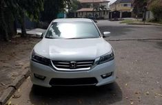 Honda Accord 2014 White