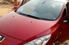 Peugeot 307 2005 SW 1.6 Red for sale