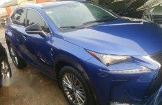 Lexus NX 200t 2015 Blue for sale