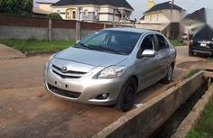 Toyota Yaris 2008 Silver for sale