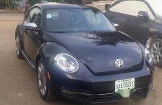 Volkswagen Beetle 2013 Black for sale