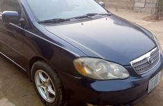 Toyota Corolla 2004 S Blue for sale