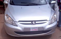 Peugeot 307 2006 Silver for sale