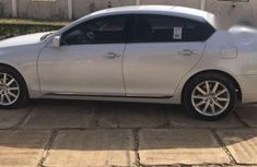 Lexus GS 2006 300 AWD Silver for sale