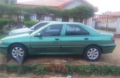 Peugeot 406 2000 Coupe Automatic Green for sale