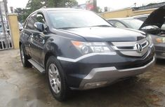 Acura MDX 2010 Blue for sale
