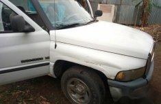 Dodge RAM 1500 2001 White for sale