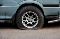 Simple ways to detect a slow tyre leak and how to get it fixed!