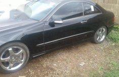 Mercedes Benz Clk500 2003 Black for sale