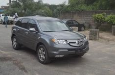 Acura MDX 2007 Gray for sale