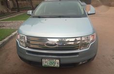 Ford Edge 2013 SE 4dr AWD (3.5L 6cyl 6A) Blue for sale