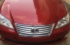 Tokunbo Lexus Es350 2010 Red for sale