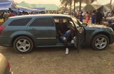 Nigerian Used Dodge Magnum 2005 Gray for sale