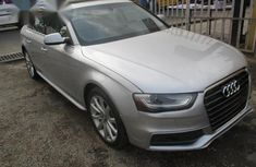 Audi A4 2014 Silver for sale