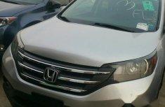 Honda CR-V 2015 Silver for sale