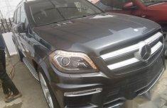 Mercedes-Benz GL Class GL550 2014 Gray for sale